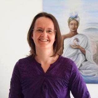Seminarleiterin Christina Plate